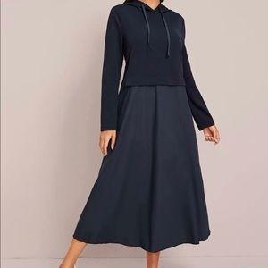 Dresses & Skirts - Hooded dress